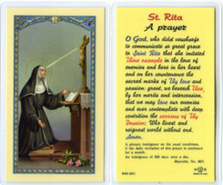 Prayer to saint rita patron saint of the impossible